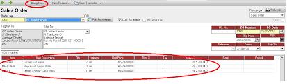 cara membuat faktur pajak untuk uang muka cara membuat uang muka penjualan pada accurate dan easy accounting