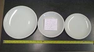 crockery oslo bt eaton dining plates for sale in moreton in