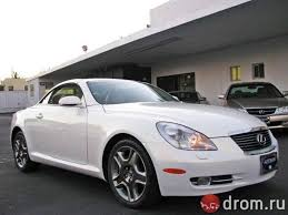 used lexus sc430 for sale uk 2006 lexus sc430 pictures