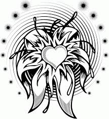 free printable coloring pages roses heart coloring home
