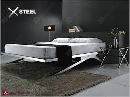 bett designer design bett xsteel jt01k01 edelstahl batyline schwarz