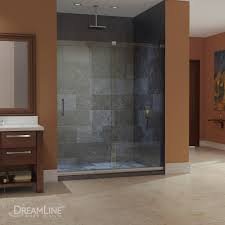 dreamline glass shower doors dreamline shower doors in bathroom contemporary with next to