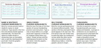 all worksheets create cursive writing worksheets printable