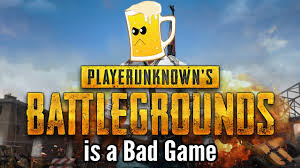 why playerunknown s battlegrounds is a bad game youtube