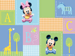 disney babies free printable images invitations or photo frames