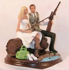 fishing wedding cake toppers unique themed wedding cake toppers with and