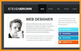 resume website exles personal resume website zippapp co
