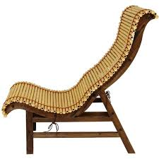 Bamboo Outdoor Rug Curved Japanese Bamboo Lounge Chair 460 Cad Liked On Polyvore