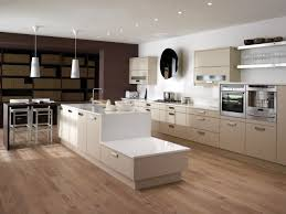 kitchen room design minimalist beech kitchen design with bar