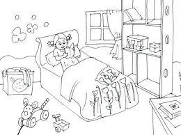 coloriage de chambre de fille coloriage de chambre de fille coloriage de chambre de fille a