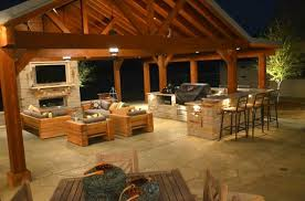 outdoor kitchen lights outdoor kitchen lighting home design ideas and pictures