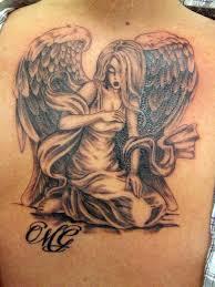 Tattoo Ideas Of Angels 60 Holy Angel Tattoo Designs Angel Tattoo Designs Tattoo