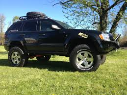 jeep liberty roof rack wk lift kits