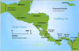 New Mexico On Map by Panama Canal On Map Adriftskateshop