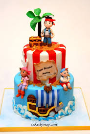 191 cakes jake u0026 neverland pirates images