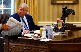 trump in oval office obama wiretap of trump s oval office what the tapes reveal