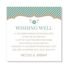 wedding wishes gift registry wishing well wording search wedding ideas