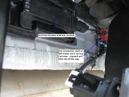 solved part 1 need help with e70 lci trailer hitch wiring