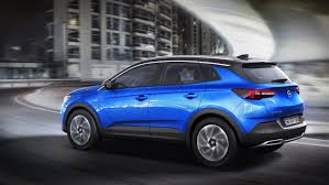 opel karl interior the new suv athletic and adventurous opel grandland x