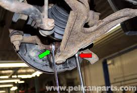 volvo v70 v70xc awd front control arm replacement 1998 2007