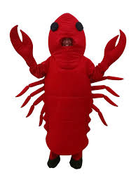 lobster costume bzany lobster costume rental per day bzanyparty