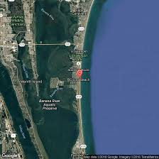 Where Is Merritt Island Florida On The Map by Beaches Near Brandon Florida Usa Today