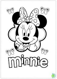100 ideas coloring pages minnie mouse emergingartspdx