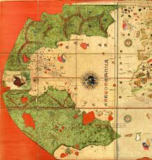 World Map Oldest by First Maps Of The New World Olin U0026 Uris Libraries