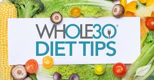 whole30 diet tips food list and where to start healthy concepts