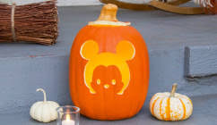 easy pumpkin carving ideas for halloween disney family