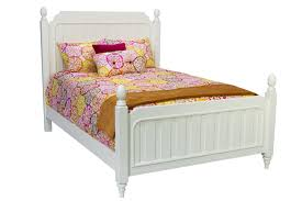4 post bed summertime twin 4 poster bed mor furniture for less