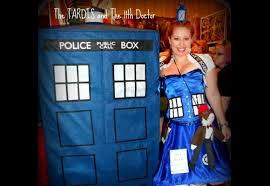 Tardis Halloween Costume Photos U0027doctor U0027 Bbc America Fans Costume Anglophenia