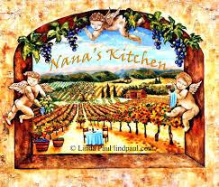 mural tiles for kitchen backsplash kitchen tile murals tile art backsplashes vineyard view kitchen
