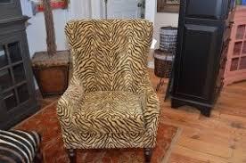 Giraffe Print Home Decor Animal Print Accent Chairs Foter