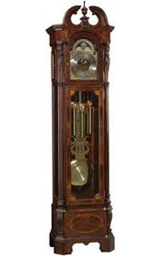 Antique Curio Cabinet With Clock Grandfather Clock Identification Types Of Old Grandfather Clocks