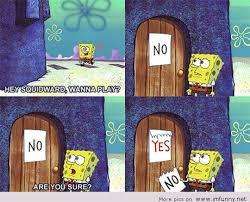 Sad Spongebob Meme - sad spongebob