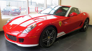 ferrari f1 factory find of the week 2011 ferrari 599 v12 gtb alonso edition