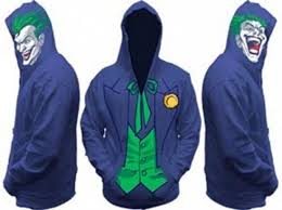 the joker hoodie halloween costume for lazy people thegloss