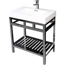 Modern Bathroom Sinks And Vanities Modern Bathroom Vanities U0026 Cabinets Allmodern