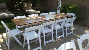 wooden chair rentals white chair rentals white padded chair los angeles ca big