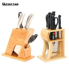 kitchen knives holder kitchen knife holder home kitchen in drawer bamboo kitchen knife