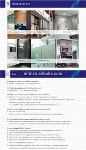 Shower Door Rubber Strip by Bathroom Fitting Waterproof Rubber Seal Strip For Glass Shower