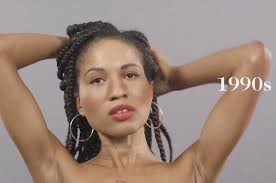 100 years hairstyle images watch 100 years of black hairstyles in less than a minute