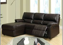 Small Chaise Lounge Living Room Stylish Loveseat Chaise Lounge Sofa Leather Sectional