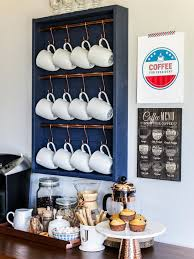 Coffee Bar Cabinet Upgrade Your Kitchen With A Stylish Diy Coffee Bar Hgtv