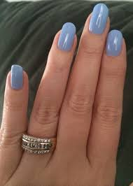 winter color for nails oval natural no gel hello gorgeous