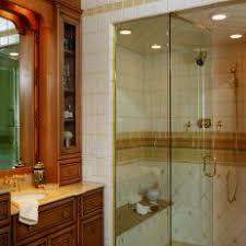 Walk In Shower With Bench Seat Photos Hgtv