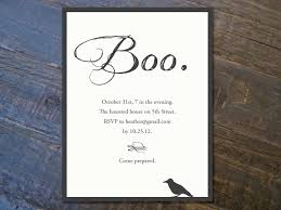 free halloween party invitation templates plumegiant com cards