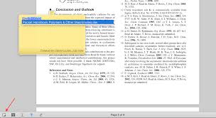 how to write citations in a paper pro tip adding references to sticky notes in papers 3 for mac stickynote ref1