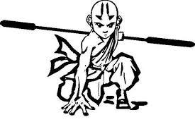 avatar airbender coloring pages